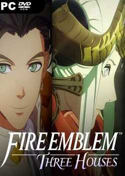 Fire Emblem Three Houses-CPY