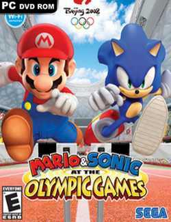 Mario & Sonic at the Olympic Games Tokyo 2020-CPY