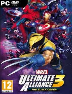 Marvel Ultimate Alliance 3 The Black Order-CPY