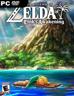 The Legend of Zelda Link's Awakening-CPY