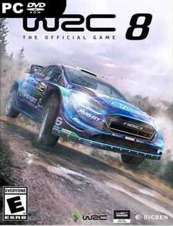 WRC 8 FIA World Rally Championship-CPY