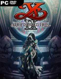 Ys IX Monstrum Nox-CPY