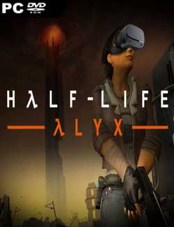 Half Life Alyx-CPY