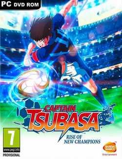 Captain Tsubasa Rise of New Champions-CPY