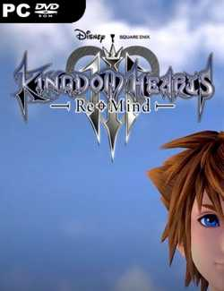 Kingdom Hearts III Re:Mind-CPY