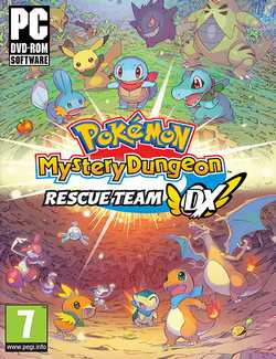 Pokémon Mystery Dungeon Rescue Team DX-CPY