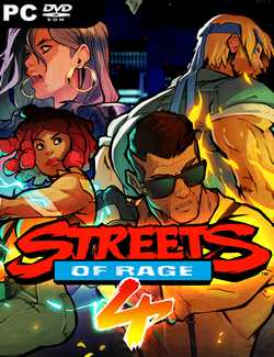 Streets of Rage 4-CPY