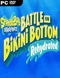 SpongeBob SquarePants Battle for Bikini Bottom Rehydrated-CPY
