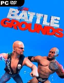 WWE 2K Battlegrounds-CPY