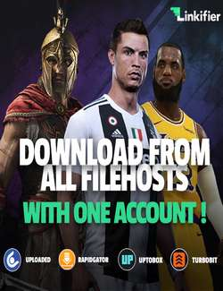 Download from all major filehosters with one premium account
