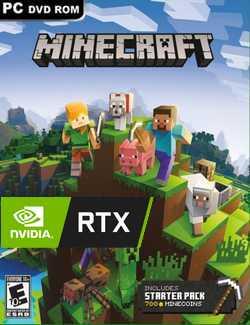 Minecraft RTX-CPY