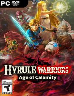 Hyrule Warriors Age Of Calamity Cpy Cpy Skidrow Games