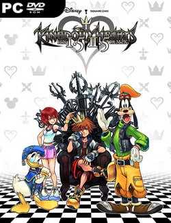 KINGDOM HEARTS HD 1.5+2.5 ReMIX-CPY