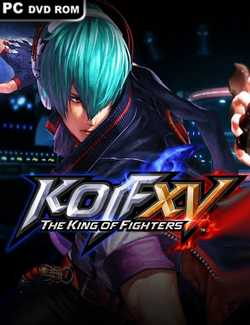 The King of Fighters XV-CPY